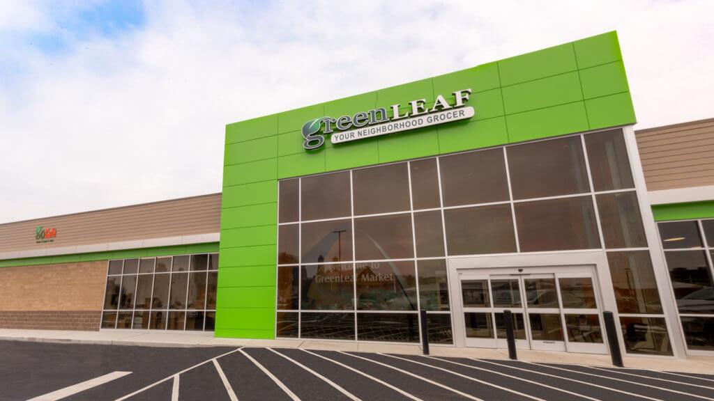 GreenLeaf Market St. Louis grocery store