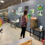 St. Louis art show GreenLeaf Market