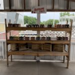 Local jams and jellies for sale