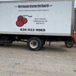 Herman Farms truck