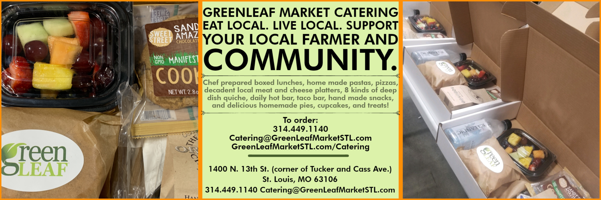GreenLeaf Market Catering
