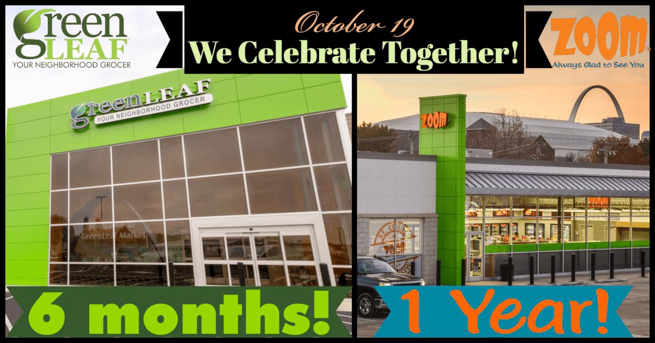 GreenLeaf 6 Months Anniversary BBQ & 1 Year of ZOOM!