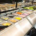 GreenLeaf Market salad bar menu