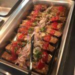 homemade meatloaf at GreenLeaf Market
